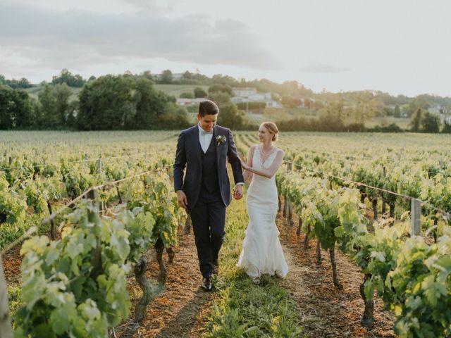 Le mariage de Richard et Nicki à Bordeaux, Gironde 31