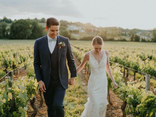 Le mariage de Richard et Nicki à Bordeaux, Gironde 32