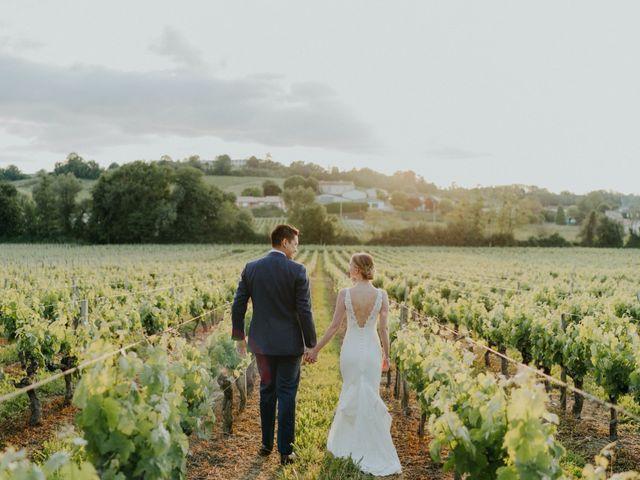 Le mariage de Richard et Nicki à Bordeaux, Gironde 33