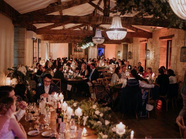 Le mariage de Richard et Nicki à Bordeaux, Gironde 37