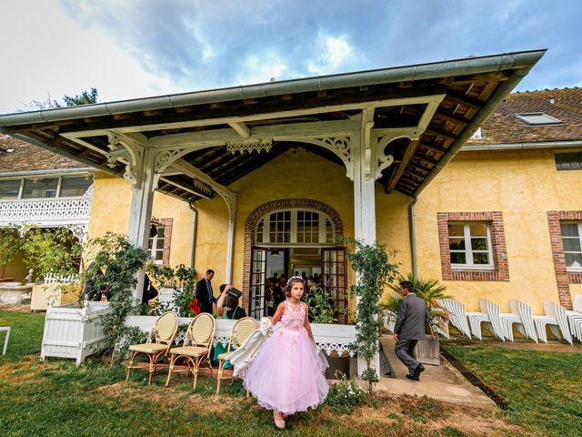 Le mariage de Grégory et Sophie à Villepreux, Yvelines 9