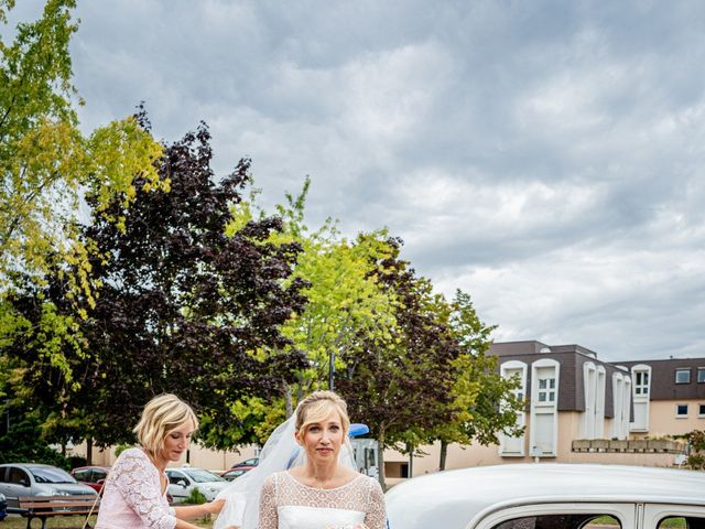 Le mariage de Grégory et Sophie à Villepreux, Yvelines 92