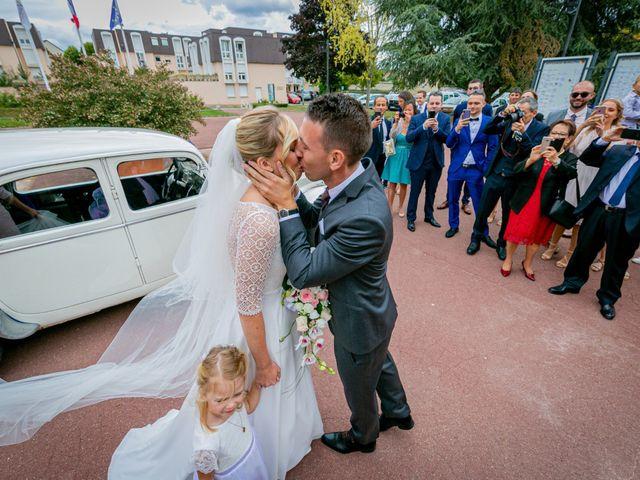 Le mariage de Grégory et Sophie à Villepreux, Yvelines 95