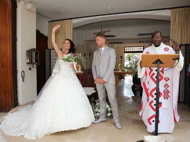 Le mariage de Florent et Sandra à Cavalière, Var 1