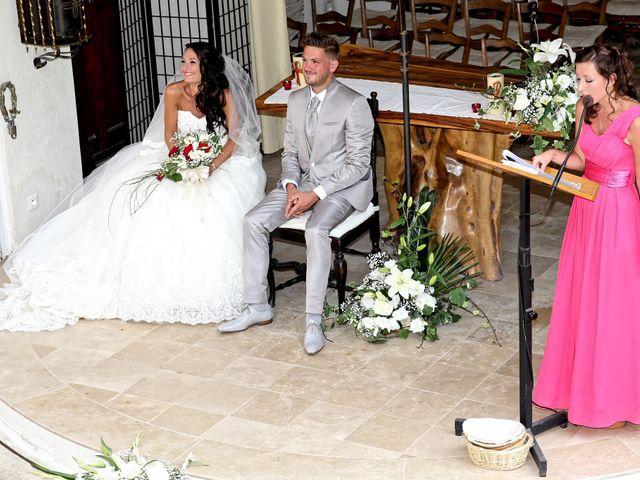 Le mariage de Florent et Sandra à Cavalière, Var 6