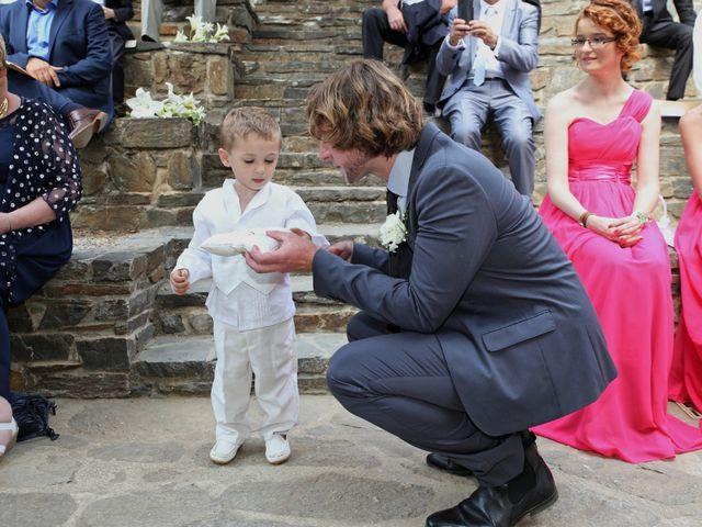 Le mariage de Florent et Sandra à Cavalière, Var 10