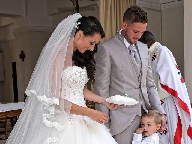 Le mariage de Florent et Sandra à Cavalière, Var 11