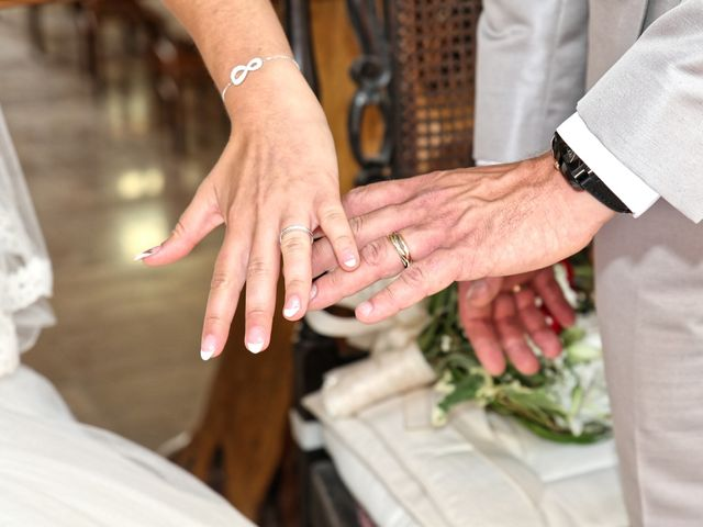 Le mariage de Florent et Sandra à Cavalière, Var 15