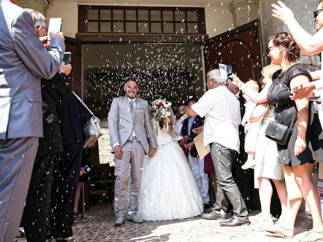 Le mariage de Florent et Sandra à Cavalière, Var 16