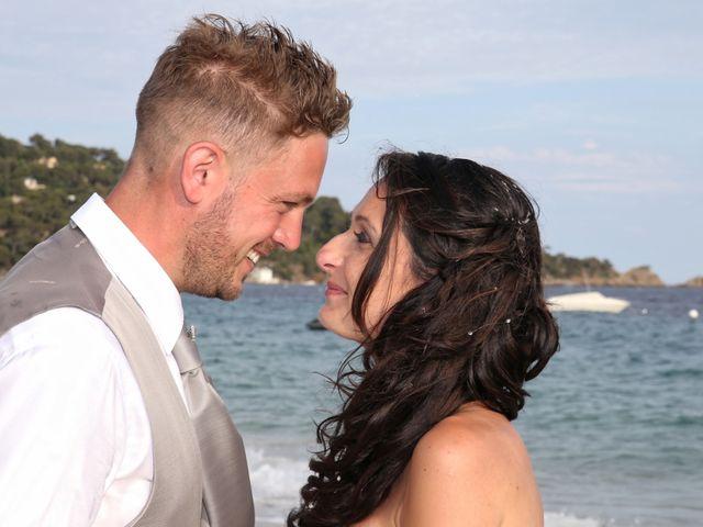 Le mariage de Florent et Sandra à Cavalière, Var 21
