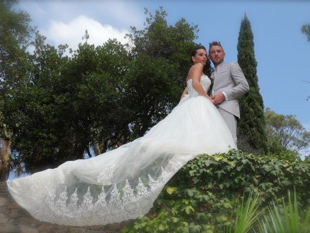 Le mariage de Florent et Sandra à Cavalière, Var 37