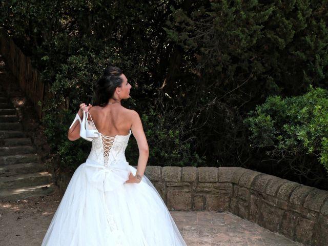 Le mariage de Florent et Sandra à Cavalière, Var 39