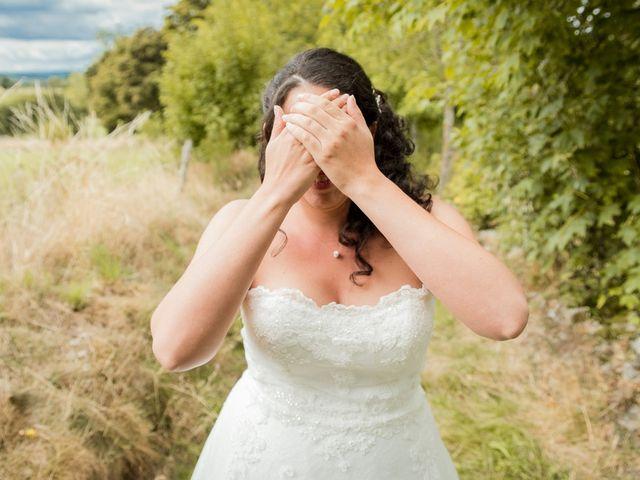Le mariage de Xavier et Cindy à Le Puy-en-Velay, Haute-Loire 8