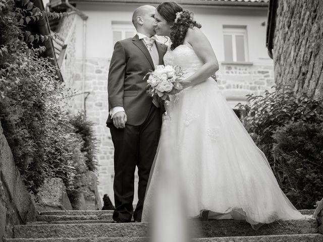 Le mariage de Xavier et Cindy à Le Puy-en-Velay, Haute-Loire 15