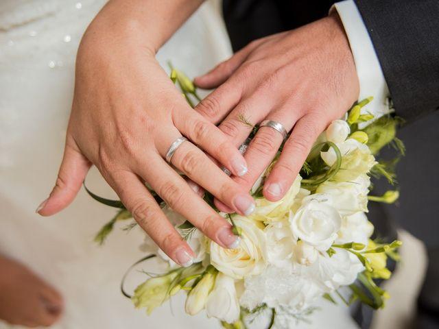 Le mariage de Xavier et Cindy à Le Puy-en-Velay, Haute-Loire 17