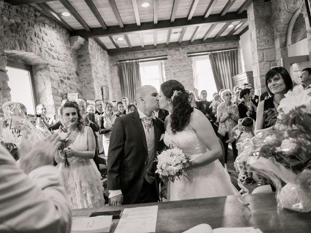Le mariage de Cindy et Xavier