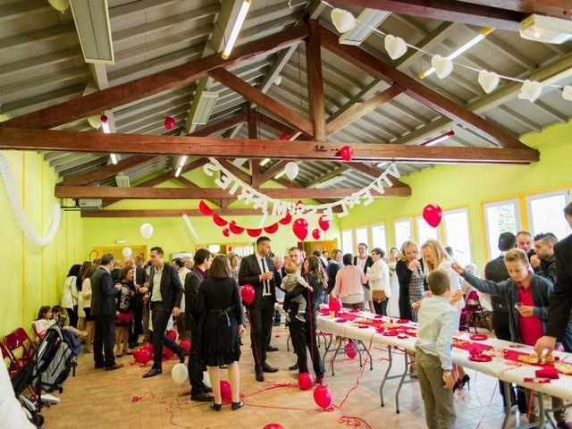 Le mariage de Xavier et Cindy à Le Puy-en-Velay, Haute-Loire 25