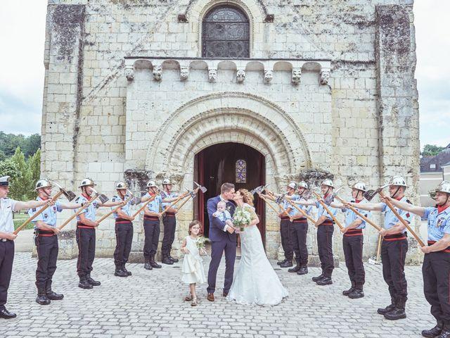 Le mariage de Jean-Yves et Mélanie à Tours, Indre-et-Loire 39
