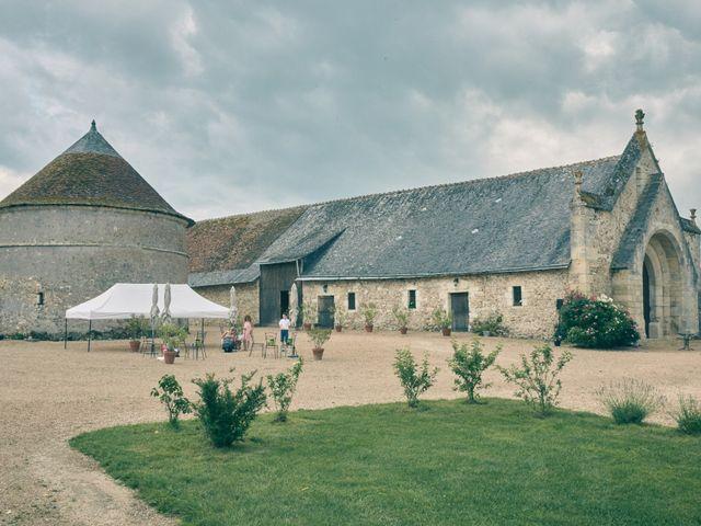 Le mariage de Jean-Yves et Mélanie à Tours, Indre-et-Loire 55