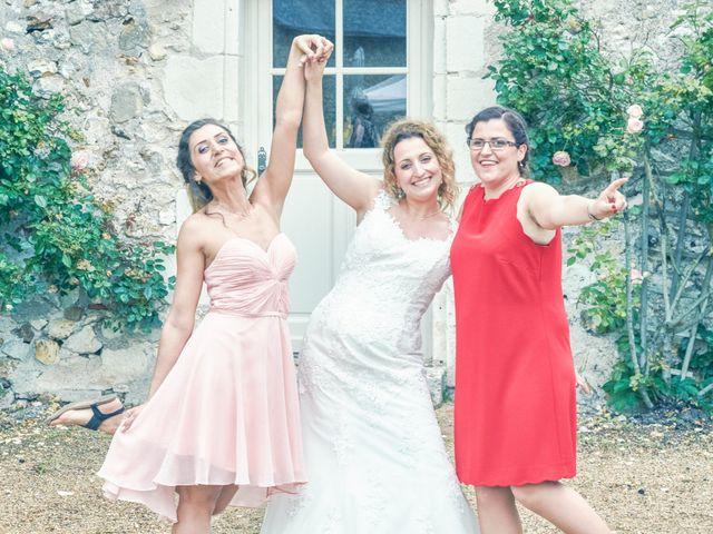 Le mariage de Jean-Yves et Mélanie à Tours, Indre-et-Loire 65