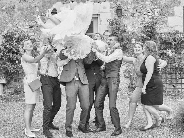 Le mariage de Jean-Yves et Mélanie à Tours, Indre-et-Loire 69