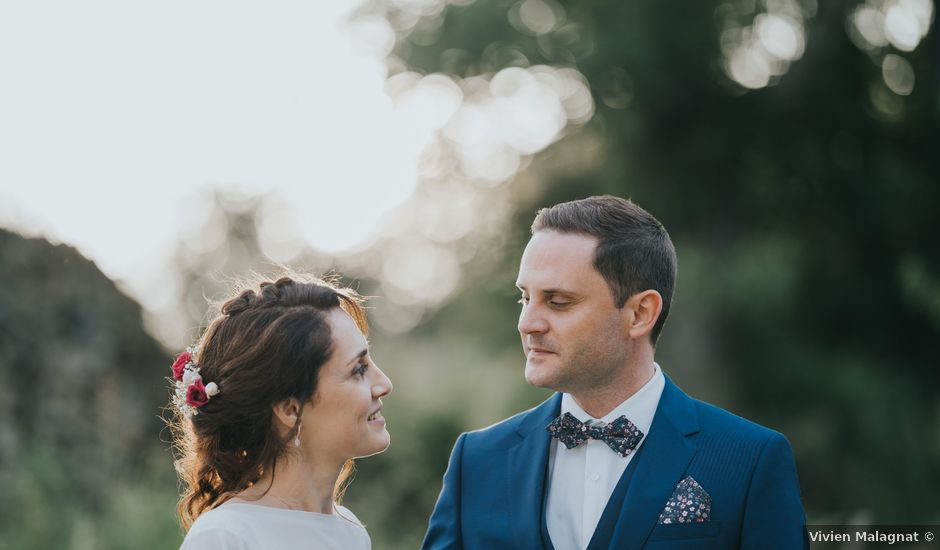 Le mariage de Jonathan et Aurélie à Limoges, Haute-Vienne