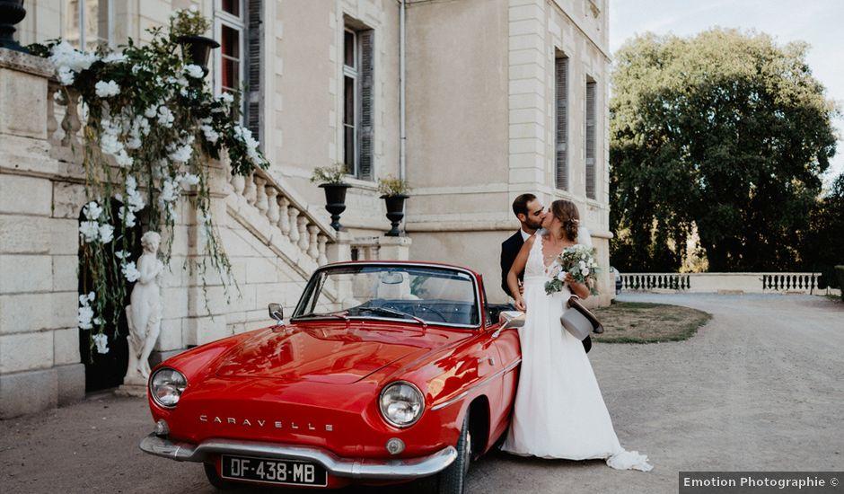 Le mariage de Alexis et Elise à Saint-Florent-le-Vieil, Maine et Loire