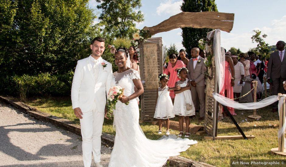 Le mariage de Daniel et Sandra à Ons-en-Bray, Oise