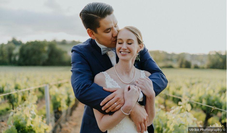Le mariage de Richard et Nicki à Bordeaux, Gironde