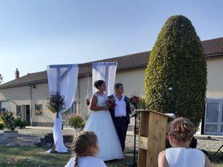 Le mariage de Stephanie et  Anne 1