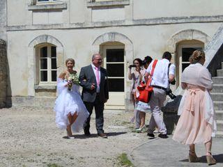 Le mariage de Claire et Emmanuel 1