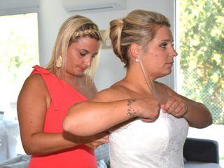 Le mariage de Ingrid et Charly 1