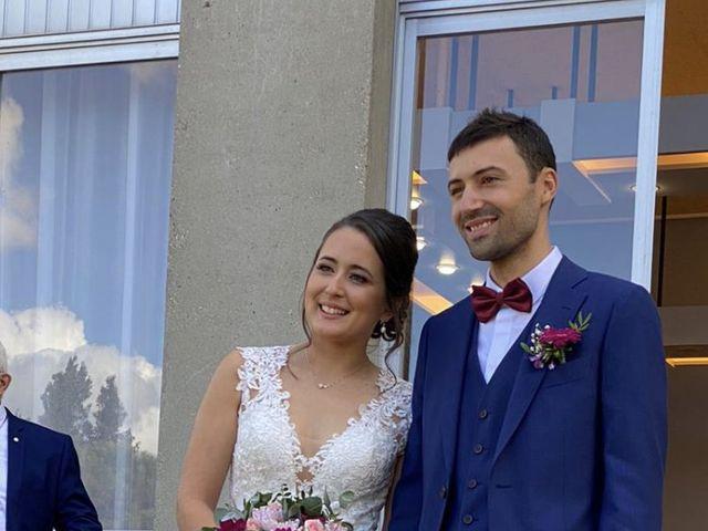 Le mariage de Samir et Lauriane à Reilly, Oise 1