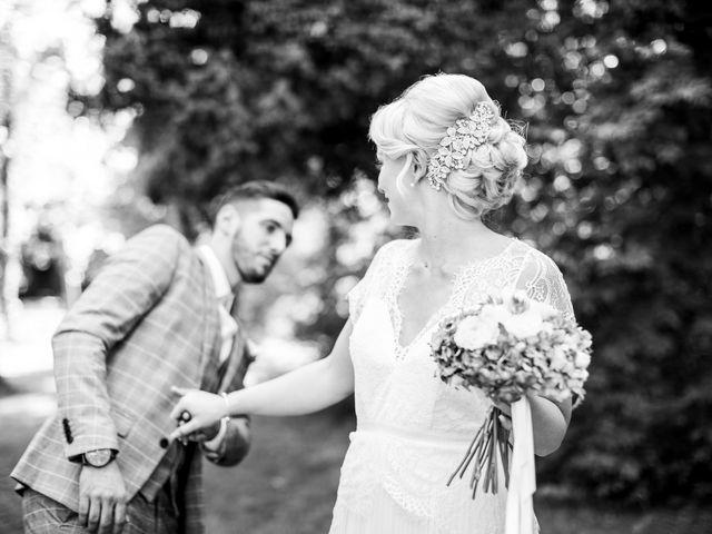 Le mariage de Allan et Romane à Dannemarie, Haut Rhin 17