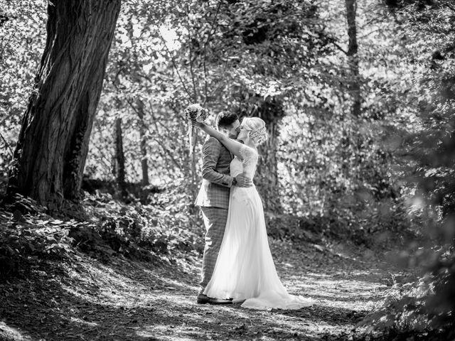 Le mariage de Allan et Romane à Dannemarie, Haut Rhin 22