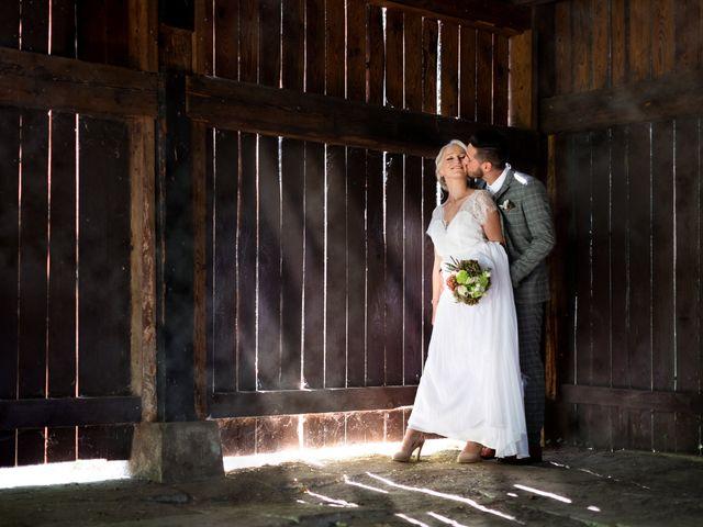 Le mariage de Allan et Romane à Dannemarie, Haut Rhin 24