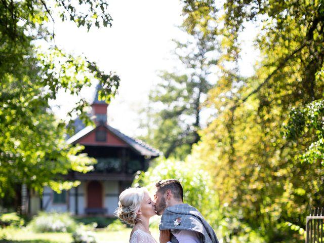 Le mariage de Allan et Romane à Dannemarie, Haut Rhin 25