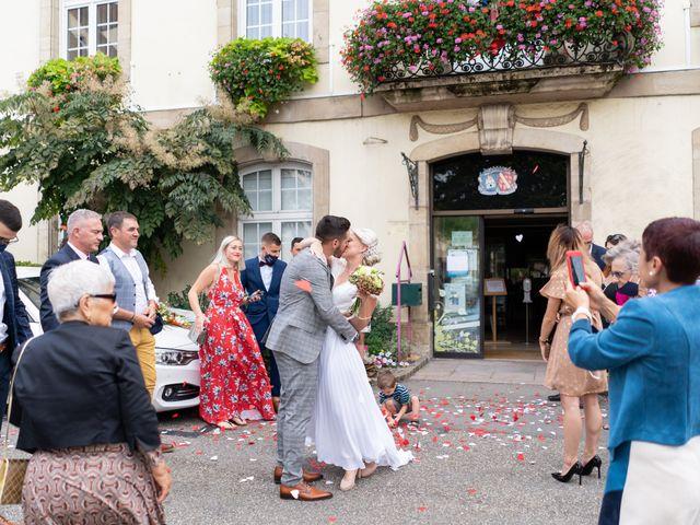 Le mariage de Allan et Romane à Dannemarie, Haut Rhin 48