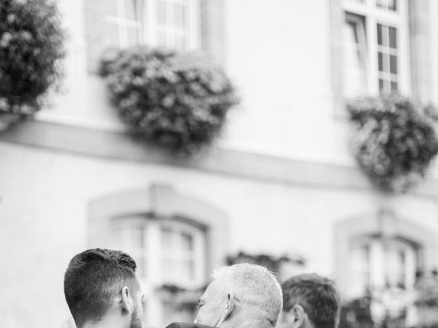 Le mariage de Allan et Romane à Dannemarie, Haut Rhin 50