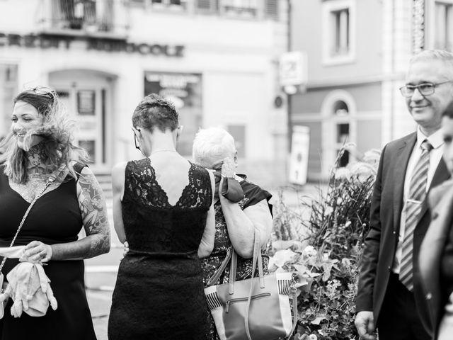 Le mariage de Allan et Romane à Dannemarie, Haut Rhin 54