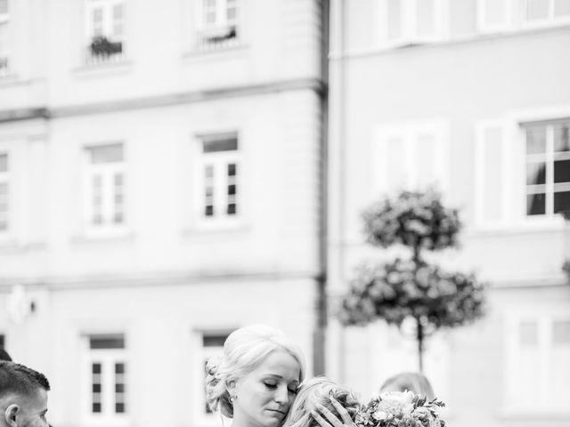 Le mariage de Allan et Romane à Dannemarie, Haut Rhin 55