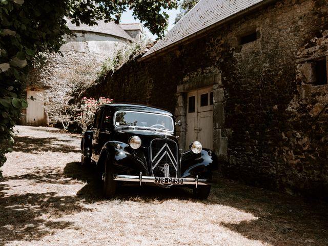 Le mariage de Vincent et Caroline à Heugueville-sur-Sienne, Manche 2