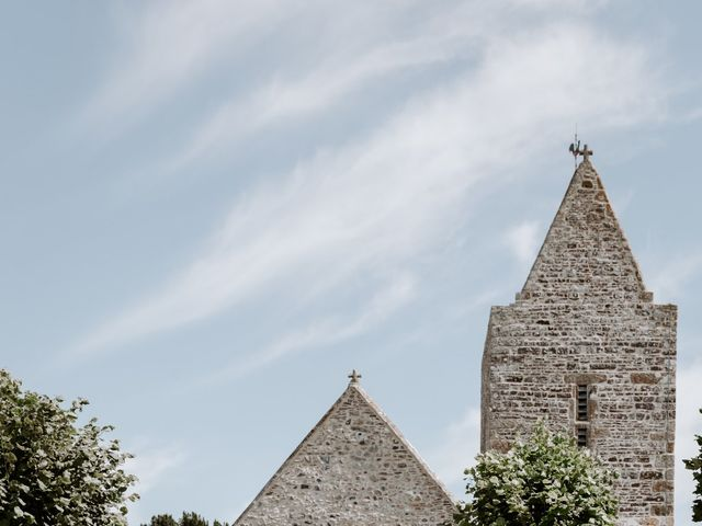 Le mariage de Vincent et Caroline à Heugueville-sur-Sienne, Manche 27