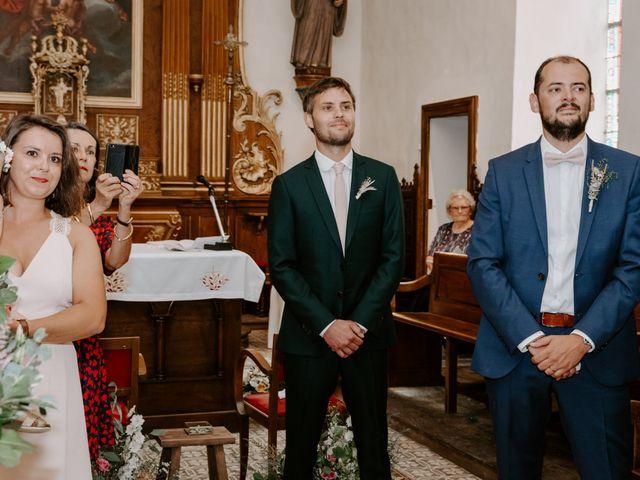 Le mariage de Vincent et Caroline à Heugueville-sur-Sienne, Manche 30