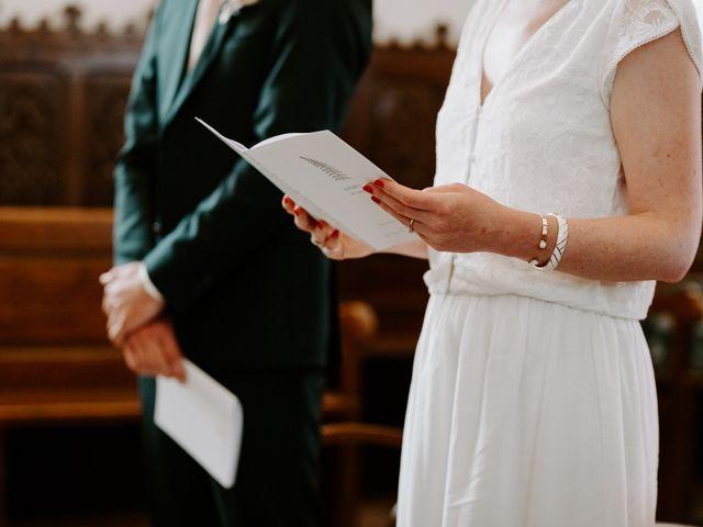 Le mariage de Vincent et Caroline à Heugueville-sur-Sienne, Manche 33