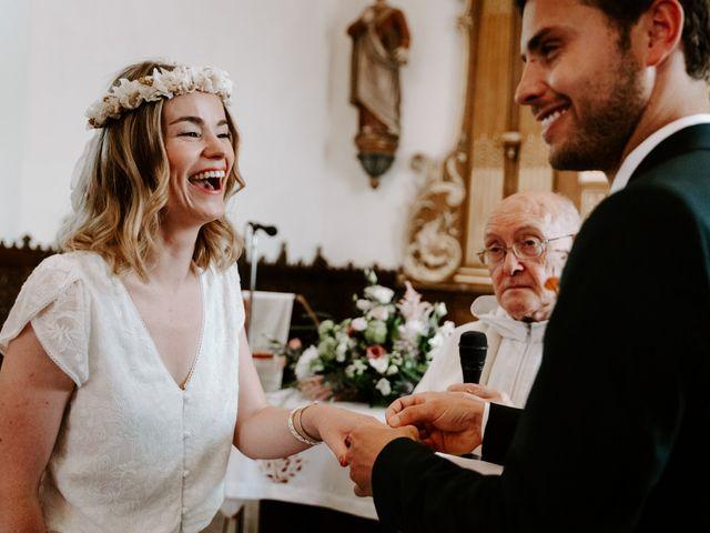 Le mariage de Vincent et Caroline à Heugueville-sur-Sienne, Manche 36