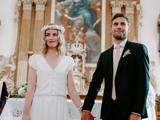 Le mariage de Vincent et Caroline à Heugueville-sur-Sienne, Manche 38