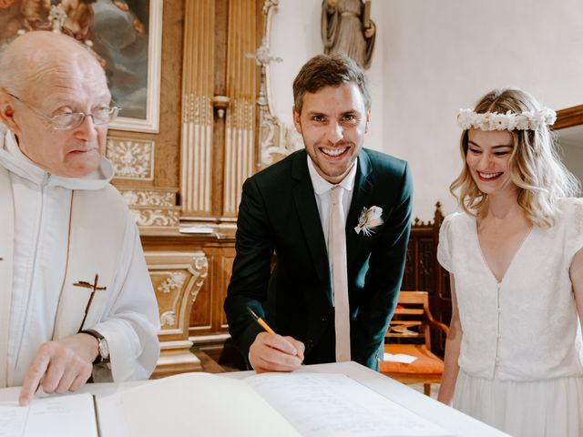 Le mariage de Vincent et Caroline à Heugueville-sur-Sienne, Manche 39