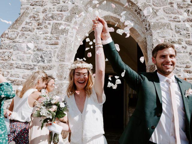 Le mariage de Vincent et Caroline à Heugueville-sur-Sienne, Manche 41