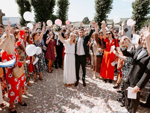 Le mariage de Vincent et Caroline à Heugueville-sur-Sienne, Manche 44